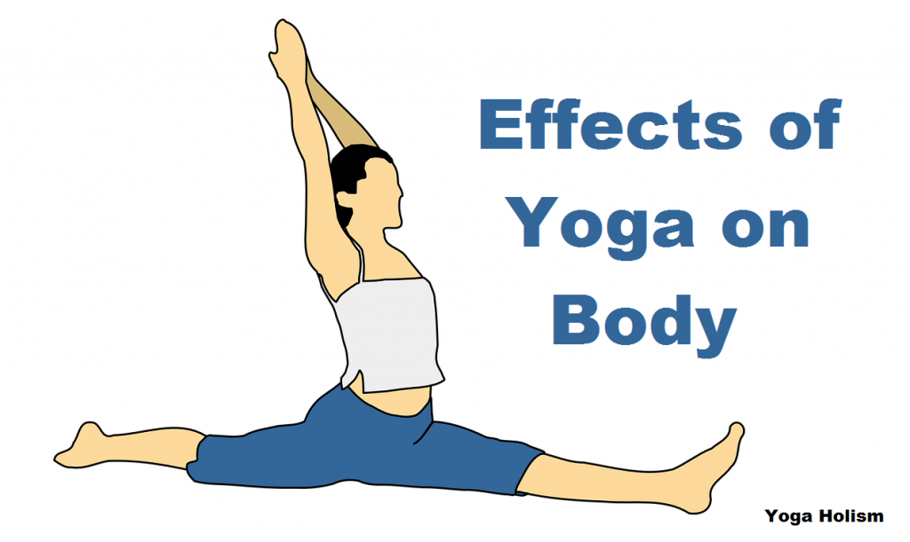 effects of yoga on the body