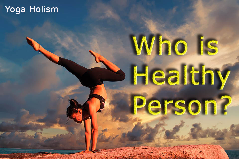 who is a healthy person