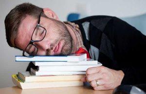 Deprivation of sleep