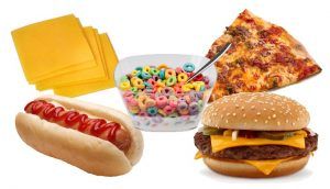 processed foods to avoid