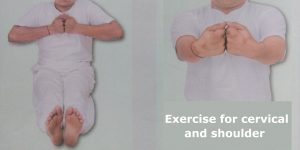 Exercise for heart and cervical