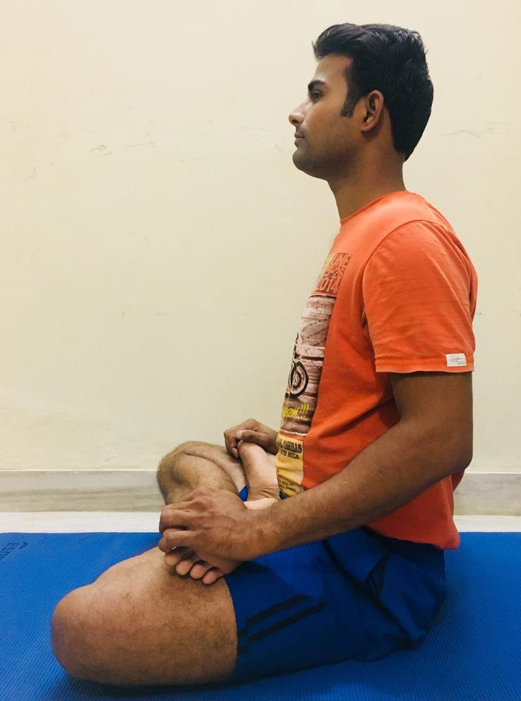 sit-in-padmasana