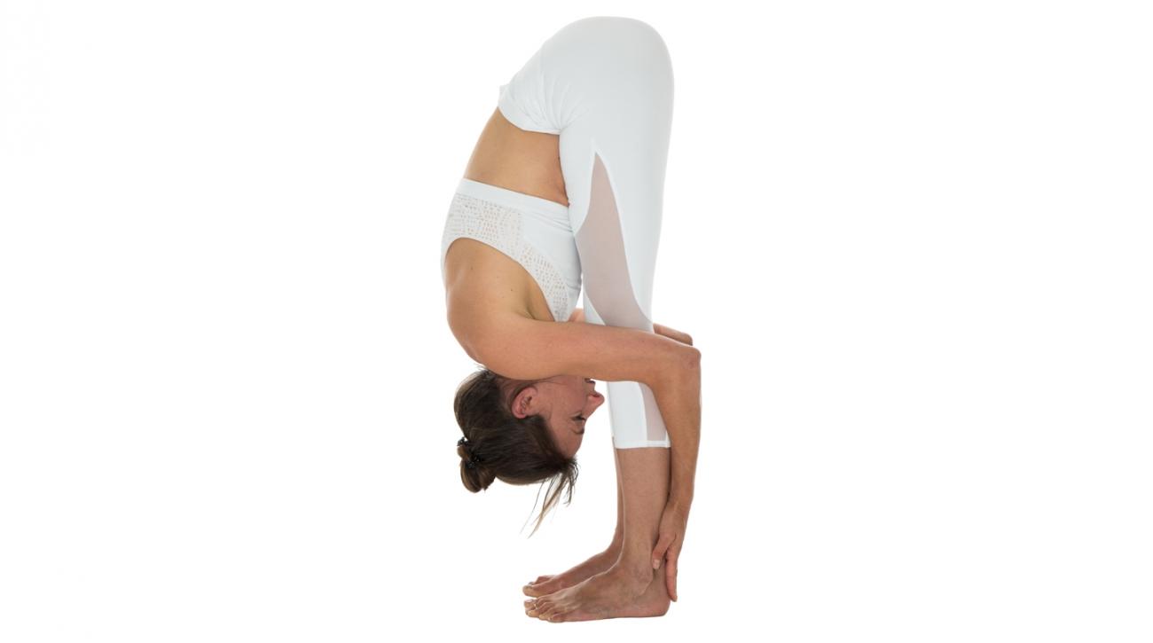 Uttanasana-steps-benefits-precautions