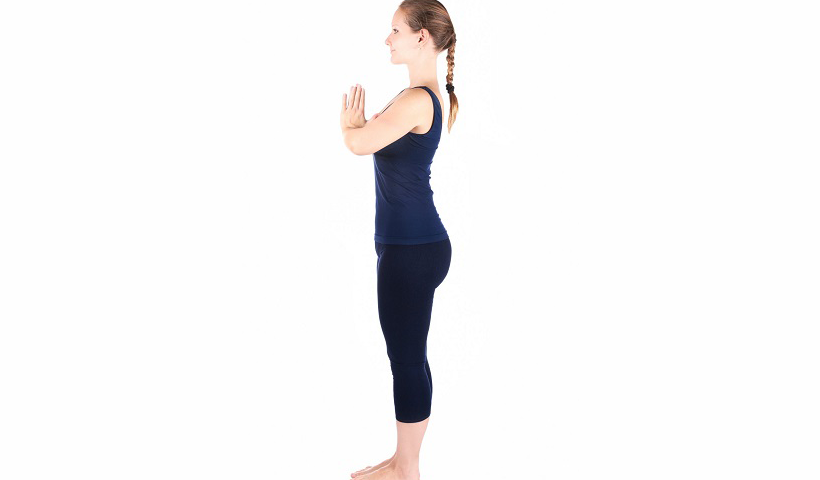Prayer-Pose