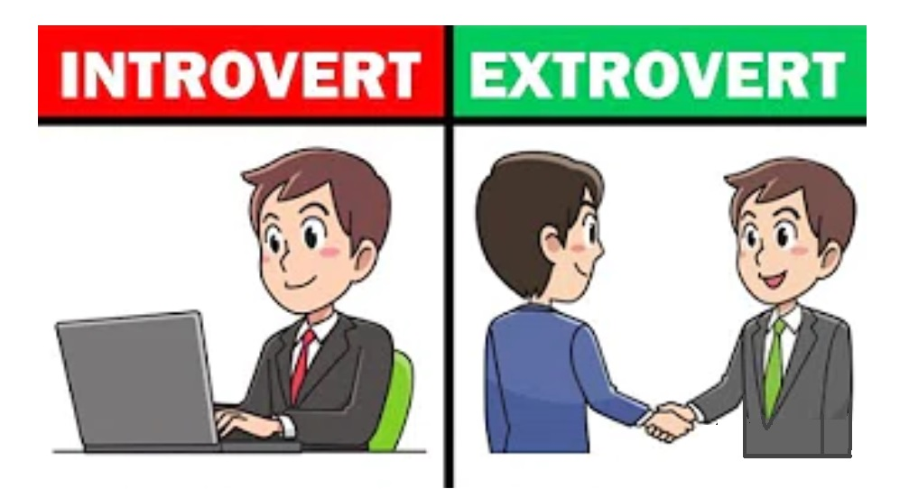 Difference Between Introverts, Extroverts and Ambiverts