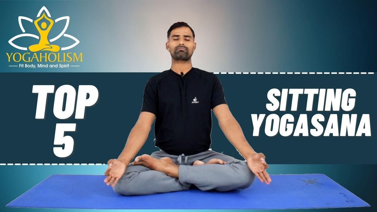 top 10 sitting yogasana
