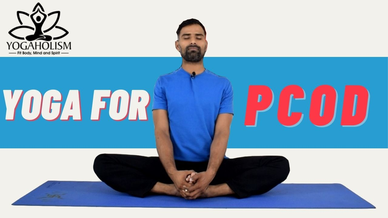 yoga for PCOD