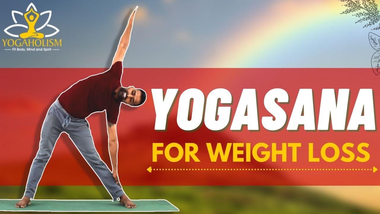 yogasana for weight loss