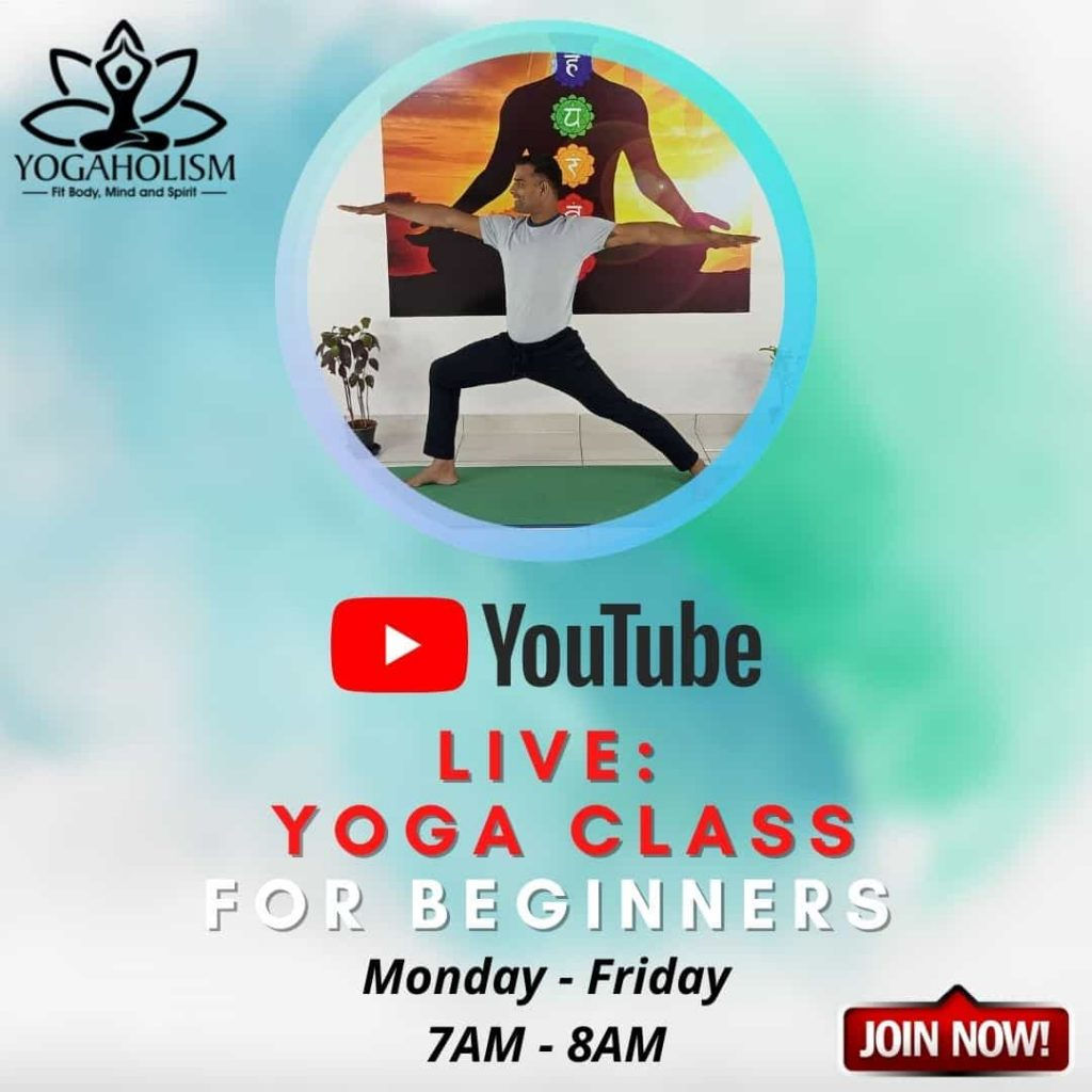 youtube live class